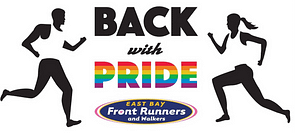 East Bay Front Runners 2021 Virtual Pride Run @ Virtual Run